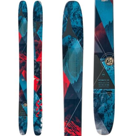 Automatic 109 Skis /