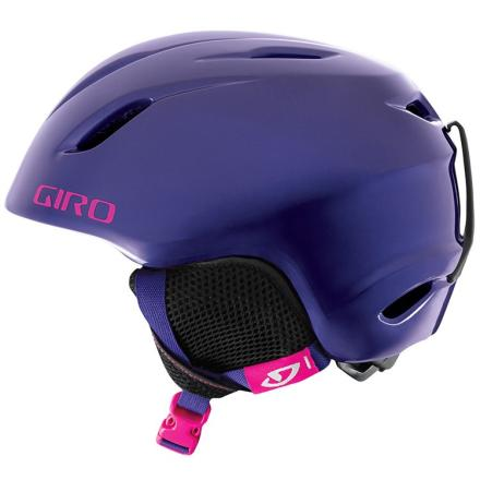 Launch Helmet - Kid's /Purple Hearts