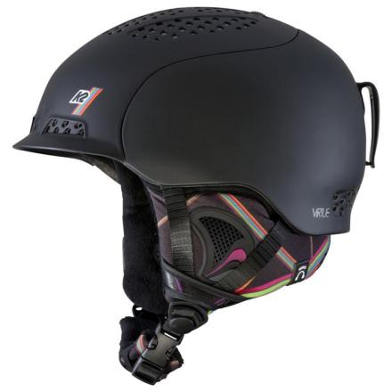 Virtue Audio Helmet – Women's /Black
