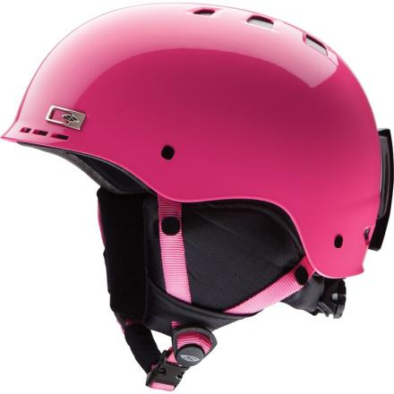 Holt Jr Helmet – Kid's /Bright Pink