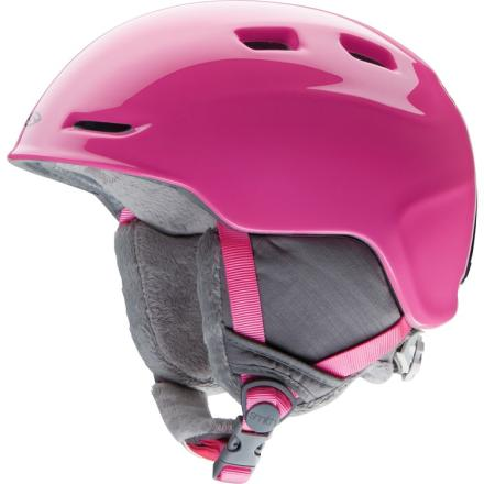 Zoom Jr Helmet – Kid's /Bright Pink