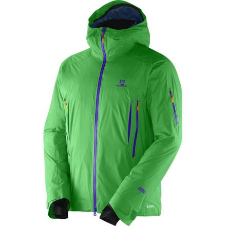 Soulquest BC Down Jacket /Bud Green