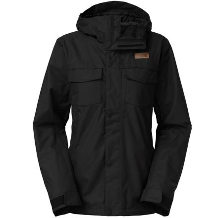 Ricas Insulated Jacket - Women's /TNF Black