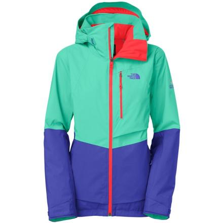 Sickline Jacket - Women's /Retro Green