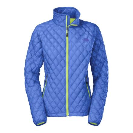 ThermoBall Full Zip Jacket - Women's /Coastline Blue