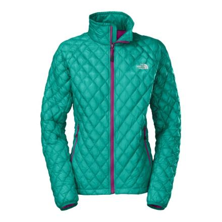 ThermoBall Full Zip Jacket - Women's /Fanfare Green