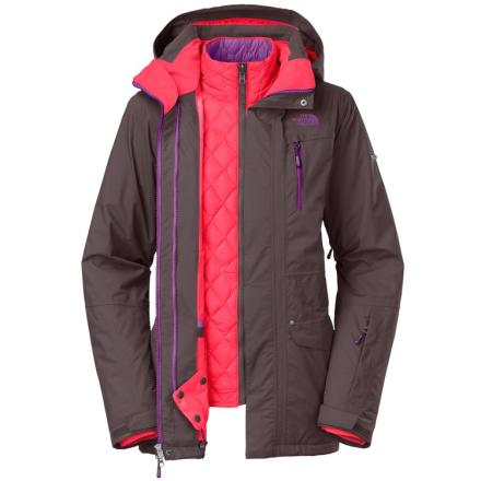 ThermoBall Triclimate Jacket - Women's /Sonnet Grey