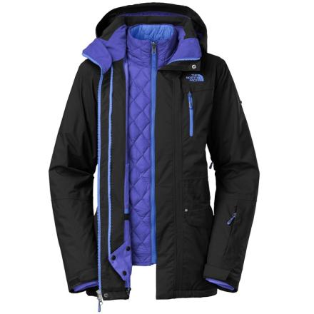 ThermoBall Triclimate Jacket - Women's /TNF Black