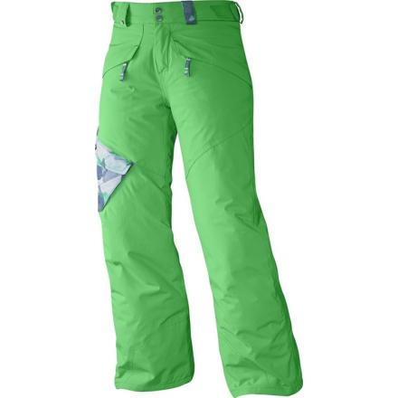 Chillout Jr. Pants – Boy's  /Bud Green