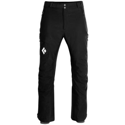 Front Point Pants  /Black