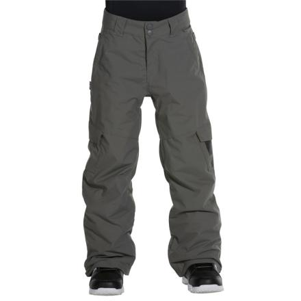 Banshee Pants – Boy's  /Pewter