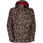 Decagon 2.0 Jacket /Tigers Eye Tan Duckmo Print