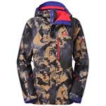 NFZ Insulated Jacket - Women's /Tech Blue Camo Print