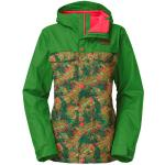 Ricas Insulated Jacket - Women's /Amazon Green Leaf Print