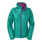 ThermoBall Hoodie - Women's /Fanfare Green